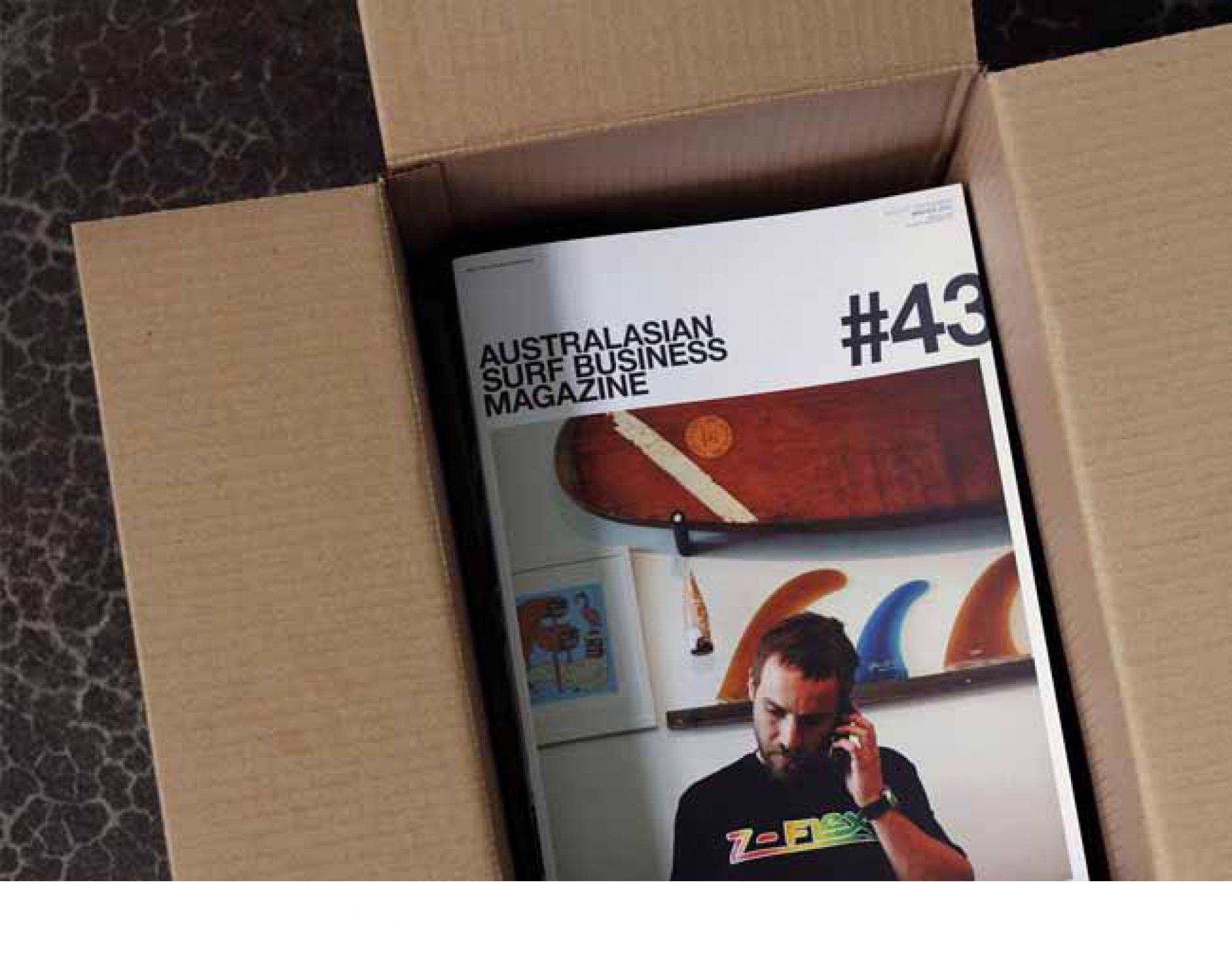 About ASB Magazine - ASB