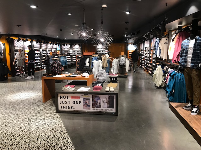 463ab6ba43 VANS ROLLS OUT RETAIL STORES - ASB