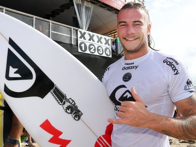 d48fae8b2b QUIKSILVER RENEWS TITLE SPONSORSHIP OF MEN S GOLD COAST  CT FOR 3 MORE YEARS